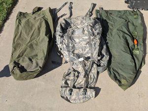 Estate Sale, 3 - Military Duffle bags for Sale in Phoenix, AZ