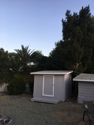 Custom storage shed for Sale in San Diego, CA