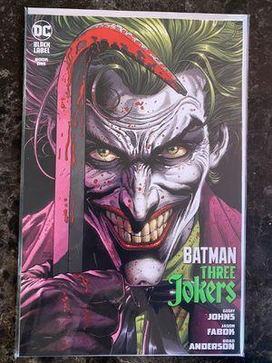 Batman: The Three Jokers (DC Comics) for Sale in Fremont, CA