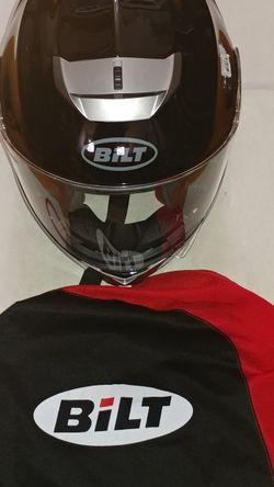 Bilt Evolution Modular 793688 Black Motorcycle Helmet for Sale in Marietta,  GA