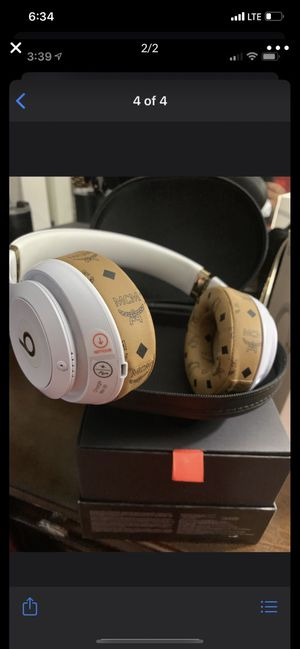 Beat studios (MCM ear pads) for Sale in Cleveland, OH