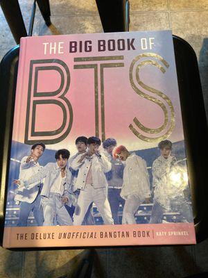 BTS book. for Sale in Pasco, WA