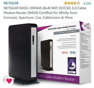 Netgear wifi modem for Sale in Windsor, CT