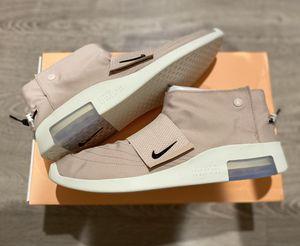 Nike x Fear Of God Beige Moccasin Size 12 Men for Sale in Fullerton, CA