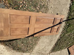 Solid wood door 1960s 6 panel door for Sale in Hixson, TN