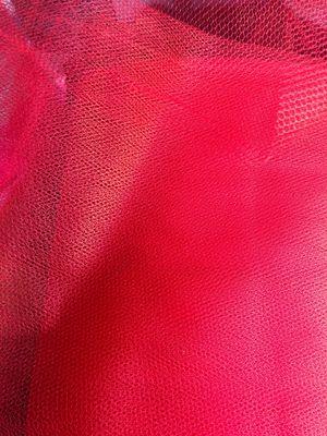 "72""x35 yards Red Tulle 100% Nylon for Sale in La Mesa, CA"