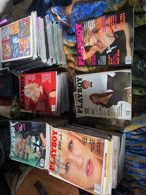 Playboy magazines for Sale in Fresno, CA