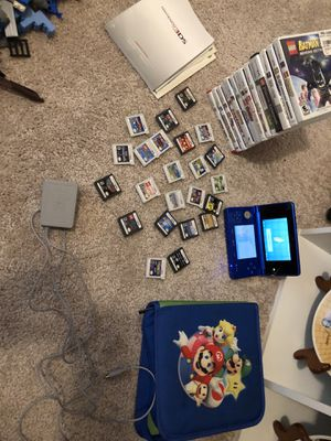 Nintendo 3DS & 22 Games for Sale in Apex, NC