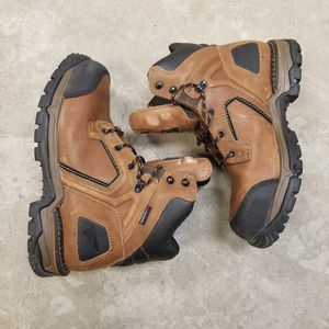 RED WING steel toe boots size 10.5 for Sale in Houston, TX