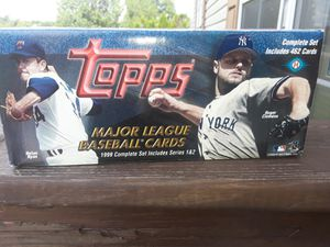 Topps baseball cards 1999 for Sale in Central, SC