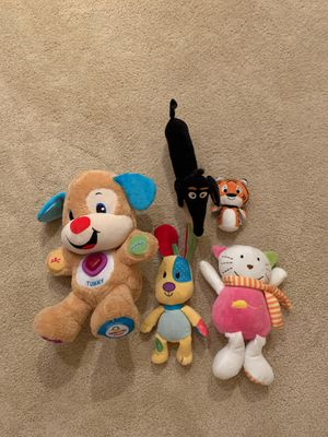 Stuffed animals for Sale in Lake Oswego, OR