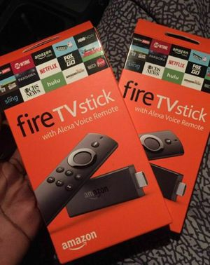 Amazon firestick with kodi for Sale in Carver, MA