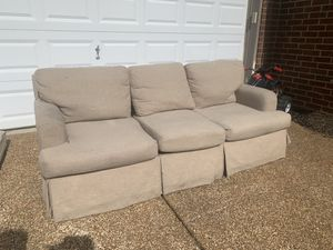 Havertys couch and chair for Sale in Arlington, TN