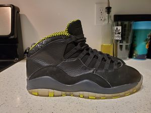 Retro Jordan 10's Venom for Sale in West Palm Beach, FL