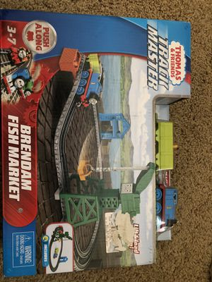 Thomas and friends Brendan Fish Market. for Sale in Mason, OH