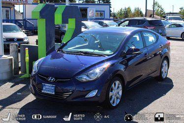 2013 Hyundai Elantra for Sale in Everett,  WA