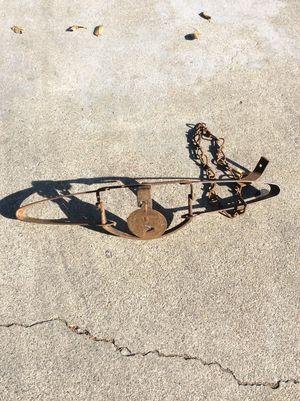 Antique Fox Trap for Sale in San Jose, CA