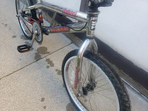 Haro old school bmx freestyle 99.00 cash for Sale in Murray, UT