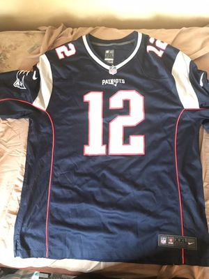 Tom Brady New England Patriots jersey for Sale in Bell Gardens, CA