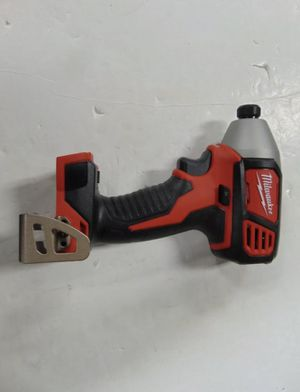 """New Milwaukee M18 Cordless 2-Speed 1/4"""" Hex Impact Driver 2657-20 **TOOL ONLY** for Sale in Bay City, MI"""