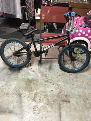 Framed attack bmx bike for Sale in Stockbridge, GA