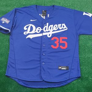 STITCHED CODY BELLINGER LOS ANGELES DODGERS BASEBALL JERSEY for Sale in Camp Pendleton North, CA