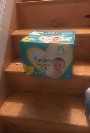 Pamper diapers for Sale in The Bronx, NY