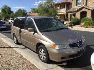 2003 Honda Odyssey minivan for Sale in Gilbert, AZ