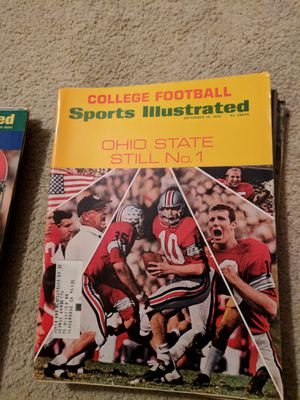 1969 sports illustrated Ohio St for Sale in Corinth, ME