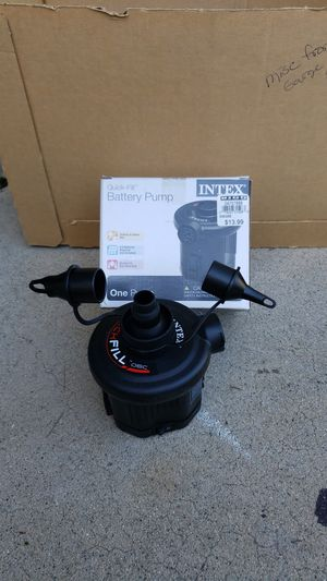 Quick fill battery pump for Sale in Los Angeles, CA