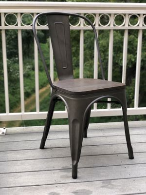 Farm table chairs - bistro chairs for Sale in Rockville, MD