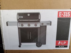 Bbq grill e315 weber asador de gas nuevo for Sale in Los Angeles, CA