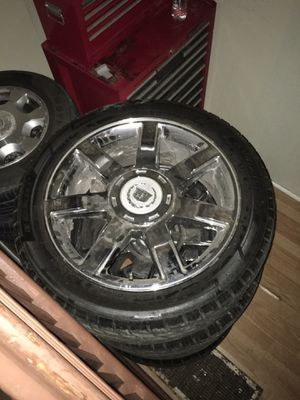 "22"" Cadillac Escalade rins 1000 for Sale in Joliet, IL"