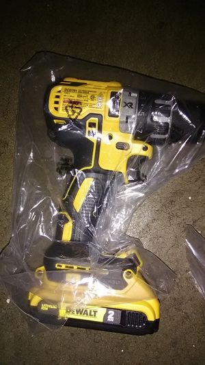 Dewalt XR DCD791 DRILL DRIVER for Sale in Houston, TX
