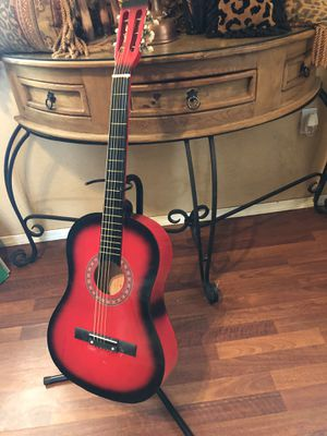 Guitar. Crack on neck. Works perfect brand new. $35 for Sale in Avondale, AZ