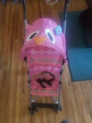 Fold up stroller for a baby girl. for Sale in Baltimore, MD