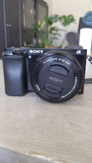 Sony A6000 for Sale in Las Vegas, NV