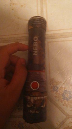 NEBO Flashlight for Sale in Ganado, TX