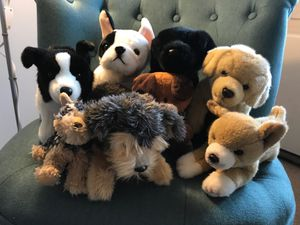 Dog stuffed animals for Sale in Falls Church, VA