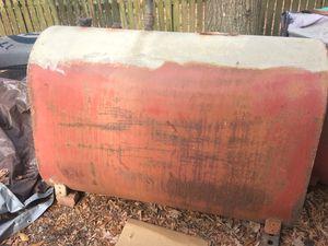 Heating oil tank for smoker for Sale in Virginia Beach, VA