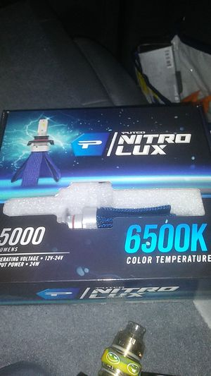 Nitro Lux Headlights for Sale in Kent, WA