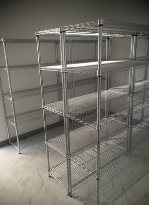 Metal shelving 150 each for Sale in Colorado Springs, CO