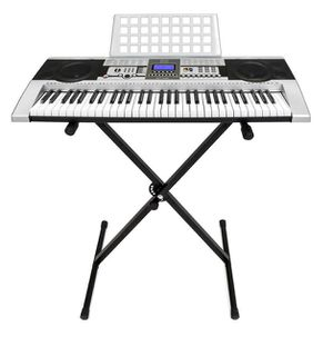 New Electronic Keyboard w/ X-Stand for Sale in Detroit, MI