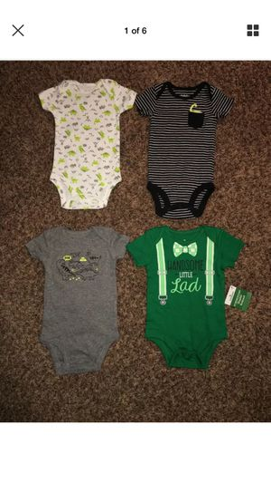 New Infant clothes 0-3 months for Sale in Wichita, KS