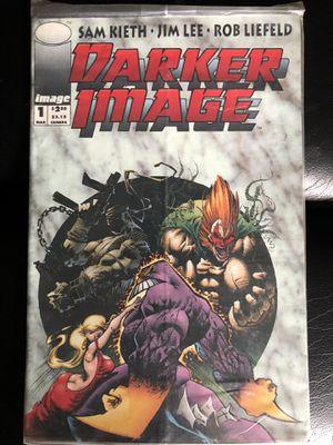 Darker image comic for Sale in McDonald, PA