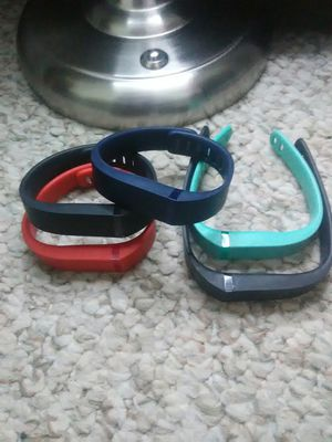 FITBIT FLEX BANDS ONLY for Sale in Schaumburg, IL