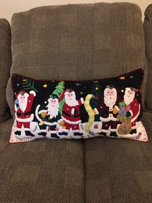 Christmas Decorative Pillow for Sale in Fort Worth, TX