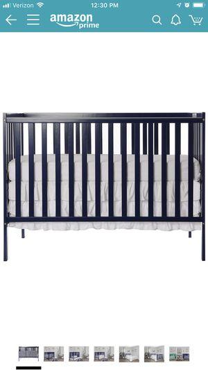Blue Baby Crib for Sale in Orlando, FL