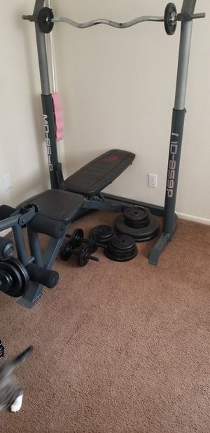 Weight bench for Sale in Montclair, CA