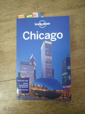Lonely Planet Chicago for Sale in Morgantown, WV